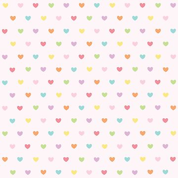 Pastel Hearts by tandemsy