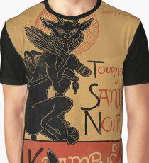 Camiseta gráfica ¡Feliz Krampus!