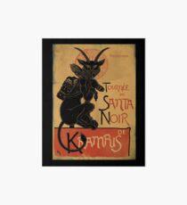 Merry Krampus! Art Board