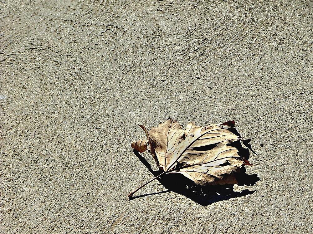 Falling Alone by Zakari