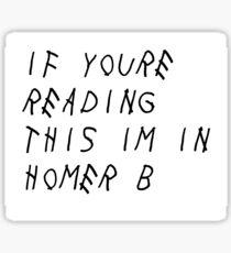 uconn sticker Sticker
