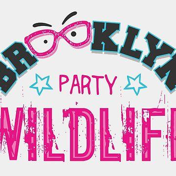 Brooklyn Wildlife Party by PaulLesser