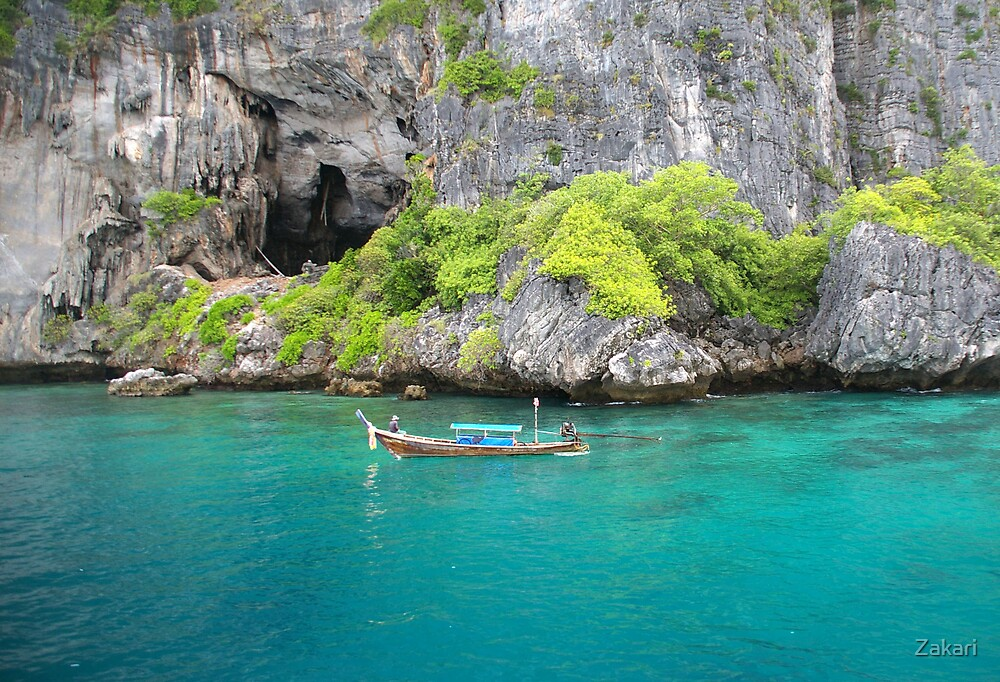 Phi Phi Paradise by Zakari