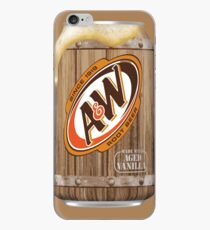 A & W Wurzelbier iPhone-Hülle & Cover