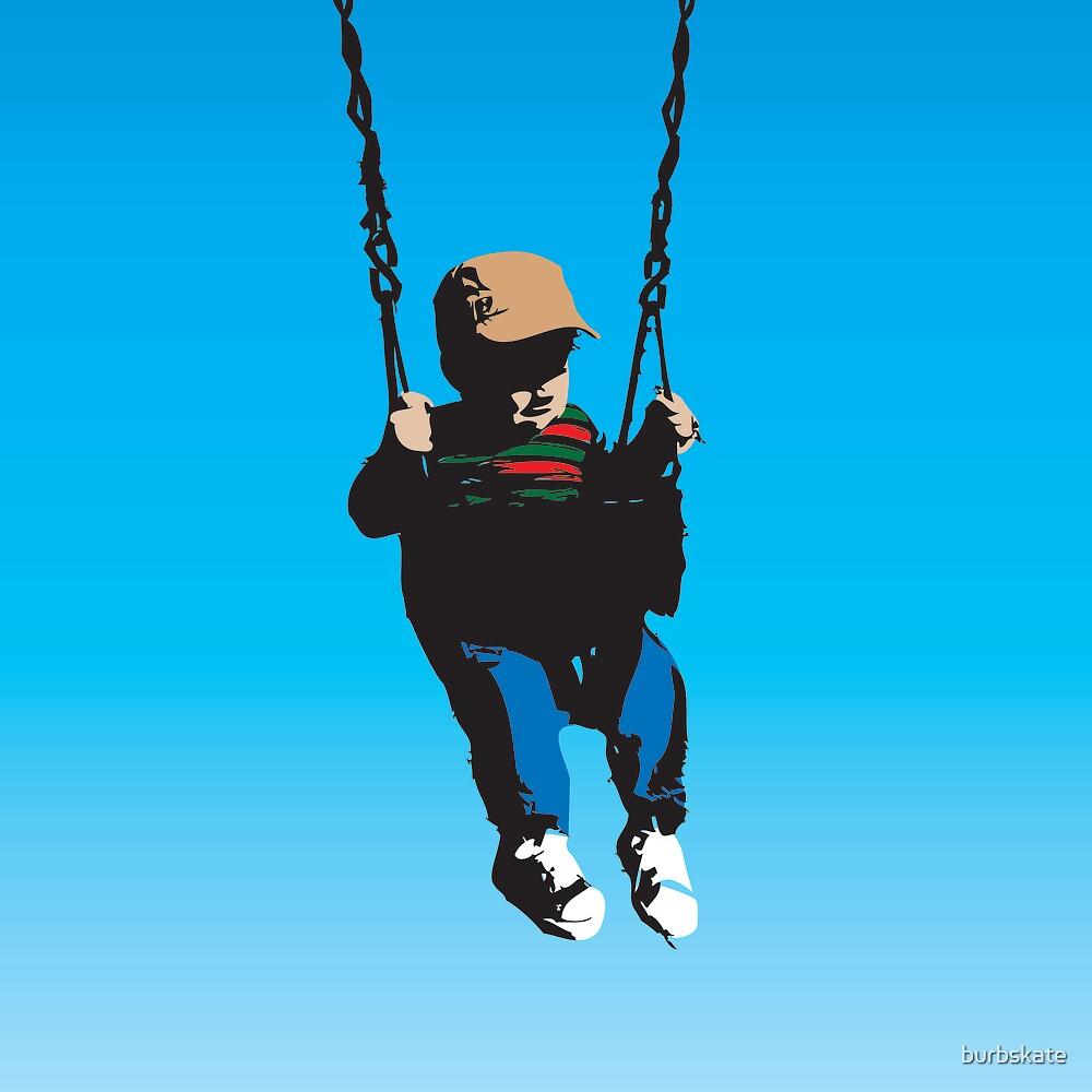 Swing by burbskate