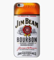 Jim Beam Bourbon iPhone Case