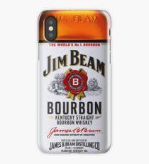 Jim Beam Bourbon iPhone Case/Skin