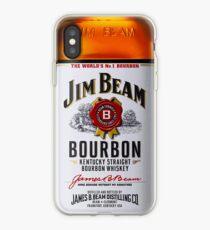 Jim Beam Bourbon iPhone Case