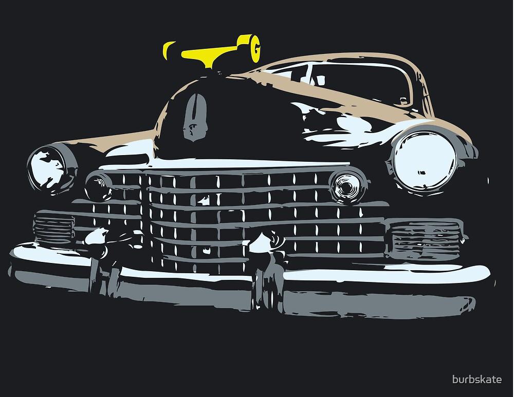 Caddy by burbskate
