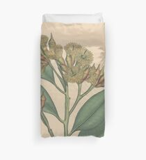 Botanical illustration: Eucalyptus robusta  – State Library Victoria Duvet Cover