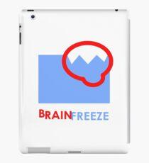 Brain Freeze iPad Case/Skin
