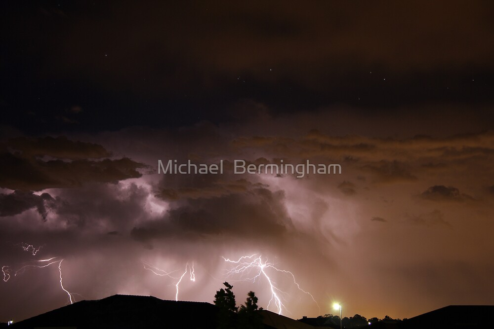 The second coming... by Michael  Bermingham