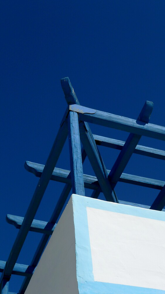 Blue on Blue by ragman