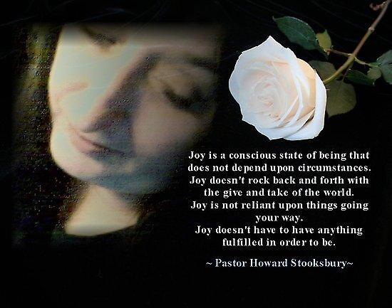 Joy by Judi Taylor