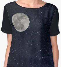 Stars & Moon Chiffon Top