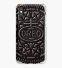 Oreo Cookie iPhone Case