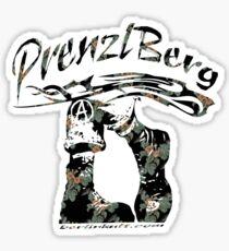 PrenzlBerg camouflage Sticker