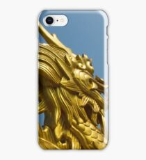 Golden Dragon iPhone Case/Skin