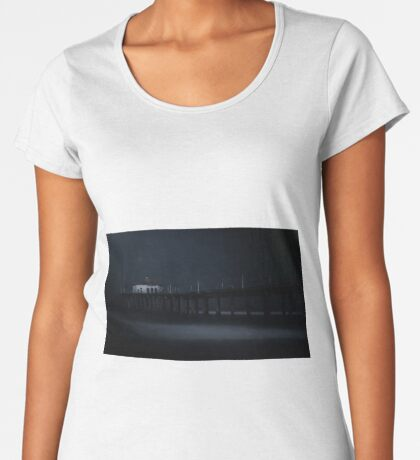 Last Cafe Women's Premium T-Shirt