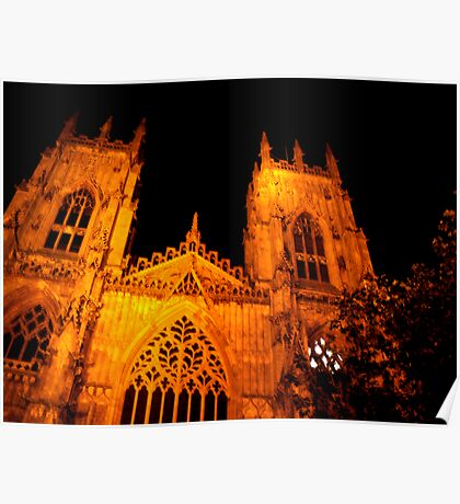 The Minster - York Poster