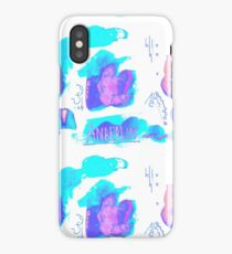 Abstract Anberlin iPhone Case