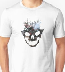 Halo Reach Emile Skull (Elite) Unisex T-Shirt