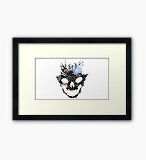 Halo Reach Emile Skull (Elite) Framed Print
