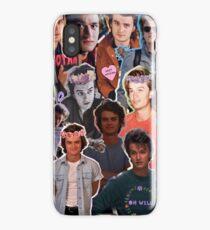 Joe Keery Collage iPhone Case/Skin