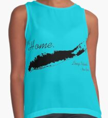 Long Island New York, My Home Contrast Tank