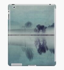 Misty Mirror -Landscape  Reflections iPad Case/Skin