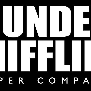 Dunder_Mifflin,_Inc by vedaarenas