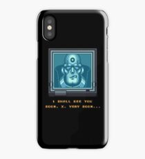 Mega Man X - Sigma iPhone Case/Skin