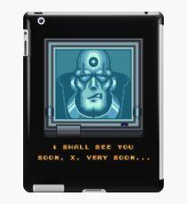 Mega Man X - Sigma iPad Case/Skin