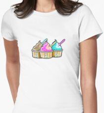 cool cow ice creams T-Shirt