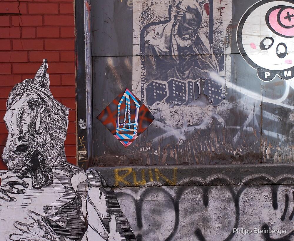 American Graffiti IV by Philipp Steinberger