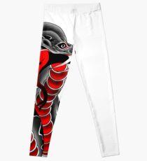 Ed Hardy Style Serpent Leggings