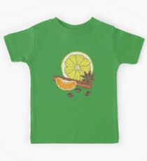Lemons and Spices Kids Clothes