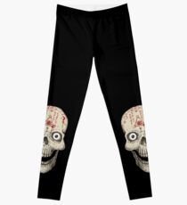 Skull Trouble Leggings