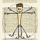Vitruvius by Giuseppe Lentini