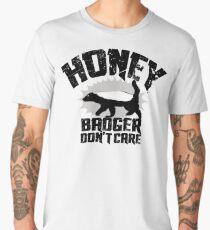 HONEY BADGER Men's Premium T-Shirt