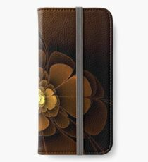 Fractal Flower iPhone Wallet/Case/Skin