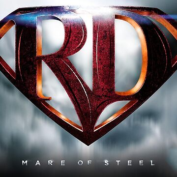 Mare of Steel Logo by Justin-Case001