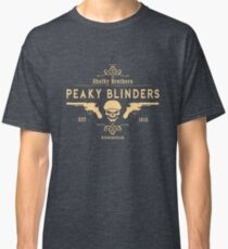 Peaky Blinders  - Shelby Brothers Classic T-Shirt