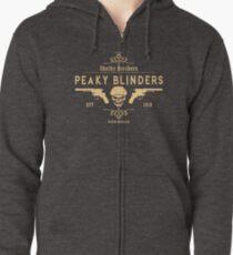 Peaky Blinders  - Shelby Brothers Zipped Hoodie