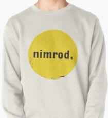 Nimrod grüner Tagesdruck Sweatshirt