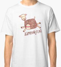 Lambington - White Classic T-Shirt