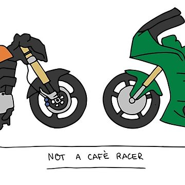 NOT A CAFE RACER by TPdesigns