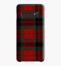 Fraser clan tartan Case/Skin for Samsung Galaxy