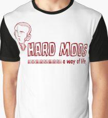 Hard Mods - Time Hard Graphic T-Shirt