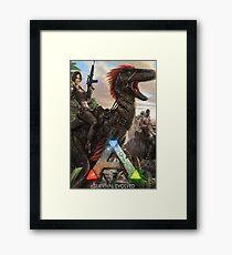 Ark Survival Evolved Framed Print
